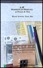 Hand Sewing Tool Kit