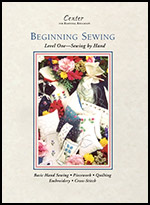 Beginning Sewing